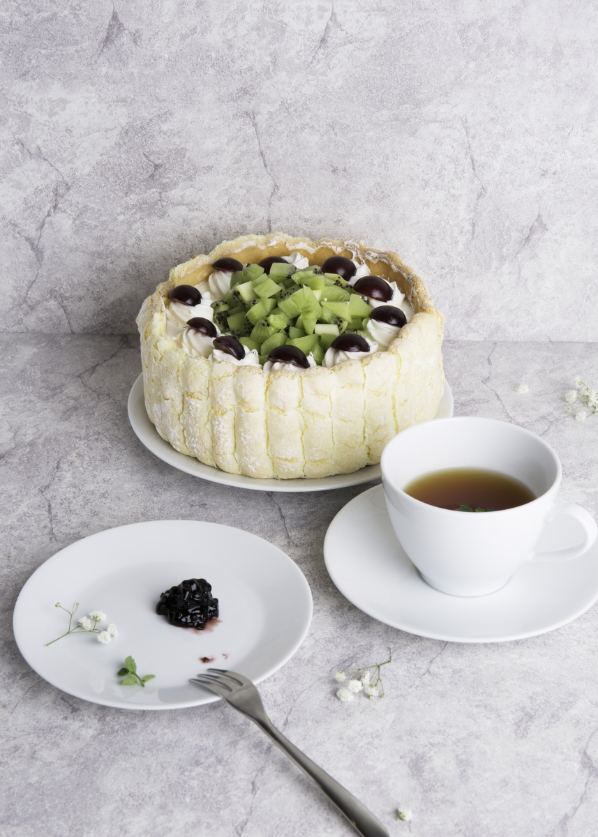 藍莓布丁蛋糕